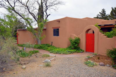 Corrales Single Family Home For Sale: 963 Alamos Road