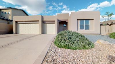 Rio Rancho Single Family Home For Sale: 5916 Sandia Court NE