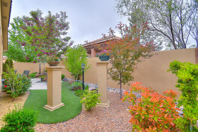 Bernalillo Single Family Home For Sale: 853 Purple Aster Drive