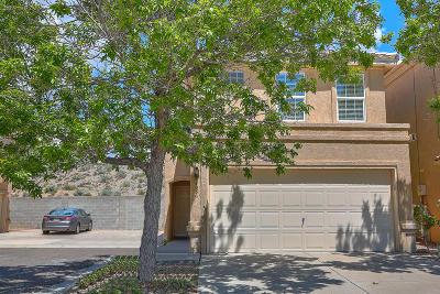 Single Family Home For Sale: 4936 Serena Circle NE