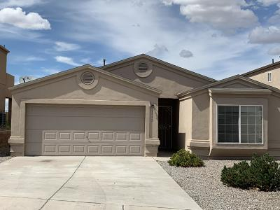 Rio Rancho Single Family Home For Sale: 1955 Chicoma Road