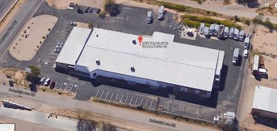 Bernalillo County Commercial For Sale: 3501 Pan American NE