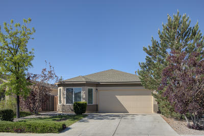Rio Rancho Single Family Home For Sale: 930 Spring Valley Road NE