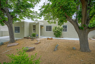 Single Family Home For Sale: 1105 Lafayette Drive NE