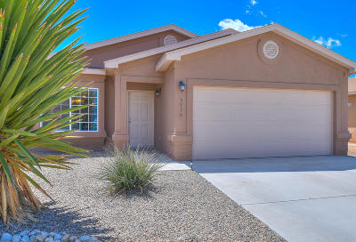 Rio Rancho Single Family Home For Sale: 6576 Mountain Hawk Loop NE