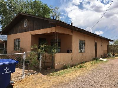Socorro County Single Family Home For Sale: 716 Lucero