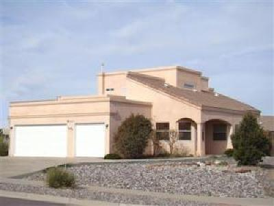 Rio Rancho Single Family Home For Sale: 4543 Ambrose Alday Loop SE