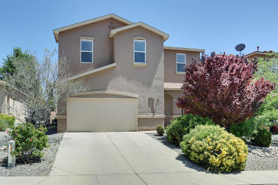 Rio Rancho Single Family Home For Sale: 1826 Cantera Street SE