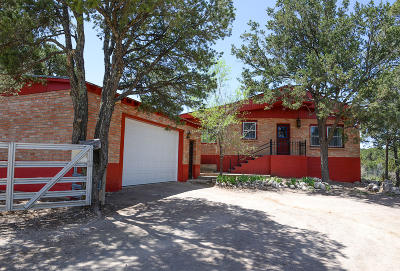Tijeras Single Family Home For Sale: 1028 Nm 333