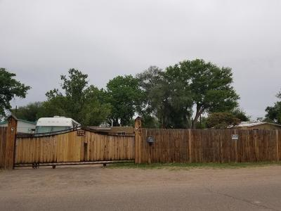 Albuquerque Single Family Home Active Under Contract - Short : 2440 Franzen Road SW