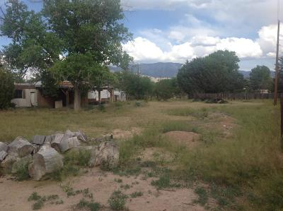 Corrales NM Residential Lots & Land For Sale: $85,000