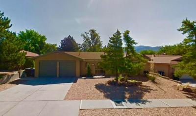 Albuquerque Single Family Home For Sale: 5308 Hines Drive NE