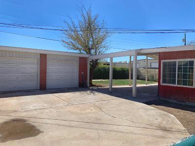 Belen Single Family Home For Sale: 107 Rosedale Circle