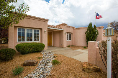 Albuquerque, Rio Rancho Single Family Home For Sale: 3912 Augusta Drive SE