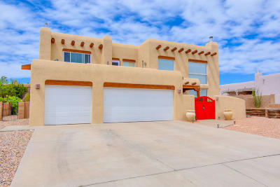 Rio Rancho Single Family Home For Sale: 2115 Rivers Edge Drive NE