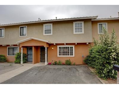 Attached For Sale: 6108 Calle Nueve NW