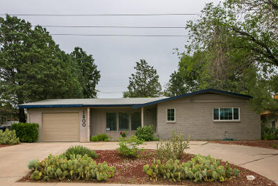 Single Family Home For Sale: 1800 Washington Street NE