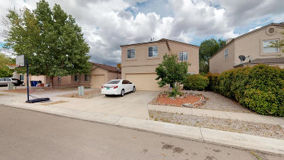 Albuquerque Single Family Home For Sale: 2100 Sea Breeze Street NW