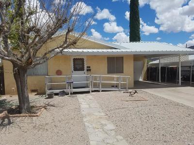 Sierra County Single Family Home For Sale: 415 Fir Street