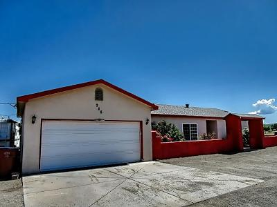 Bernalillo Single Family Home For Sale: 286 Paseo De Gurule Lane