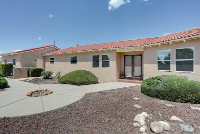 Albuquerque NM Single Family Home For Sale: $550,000