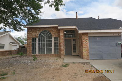 Valencia County Single Family Home For Sale: 28 Buckbrush