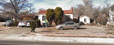 Albuquerque Single Family Home For Sale: 613 Isleta Boulevard SW