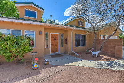Corrales Single Family Home For Sale: 2 Camino Del Sol