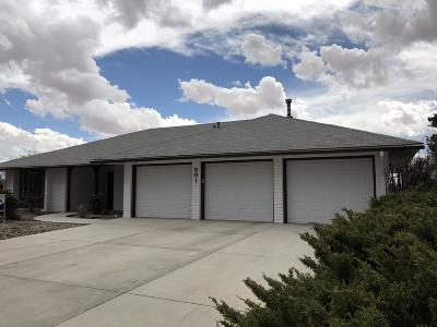 Valencia County Single Family Home Active Under Contract - Bank O: 301 Brugg Drive