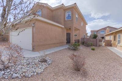 Albuquerque Single Family Home For Sale: 7124 Boxwood Avenue NE