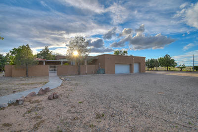 Valencia County Single Family Home For Sale: 202 Playa Verde Drive