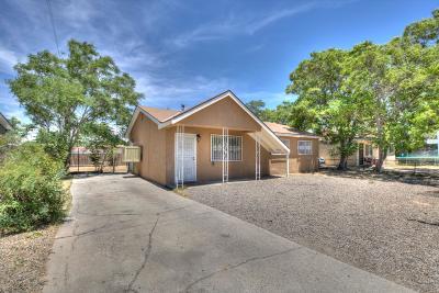 Albuquerque Single Family Home For Sale: 6209 Trujillo Road SW