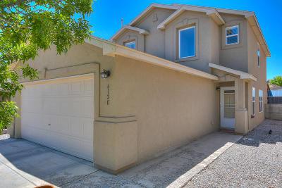 Single Family Home For Sale: 6120 Malpais Park Avenue NW