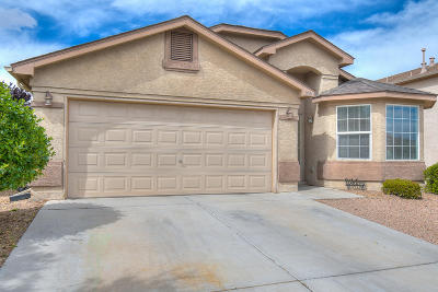 Valencia County Single Family Home For Sale: 230 Boot Hill Loop SW