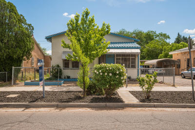 Single Family Home For Sale: 416 14th Street NW