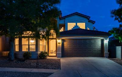 Single Family Home For Sale: 6430 Monahiti Place NE