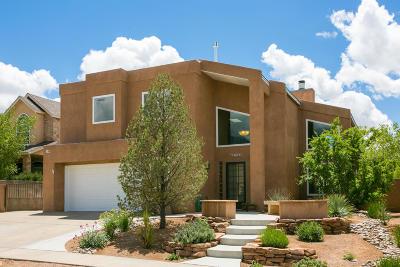 Single Family Home Active Under Contract - Reloca: 9516 Allande Road NE