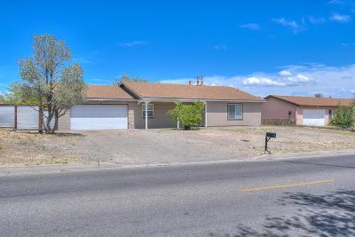 Rio Rancho Single Family Home For Sale: 883 Lisbon Avenue SE