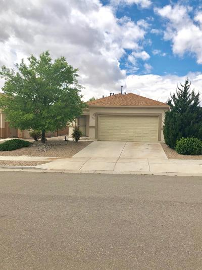 Rio Rancho Single Family Home For Sale: 1011 El Prado Street NW