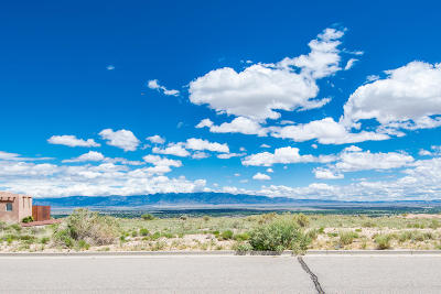 Valencia County Residential Lots & Land For Sale: 834 Desi Loop