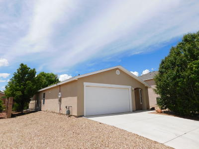 Valencia County Single Family Home For Sale: 305 Cloud View Avenue SW