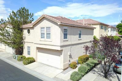 Single Family Home For Sale: 4319 Altura Mesa Lane NE