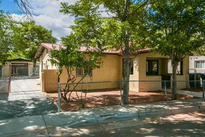 Albuquerque Single Family Home For Sale: 616 Lewis Avenue SW