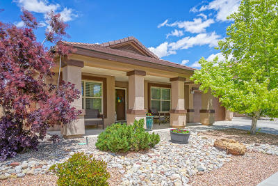 Albuquerque Single Family Home For Sale: 8505 Wild Dunes Road NW