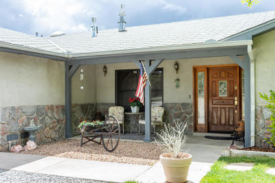 Edgewood Single Family Home For Sale: 39 Cactus Ranch Road