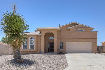 Rio Rancho Single Family Home For Sale: 7208 Donet Court NE