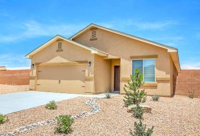 Rio Rancho Single Family Home For Sale: 3505 Wild Horse Road NE