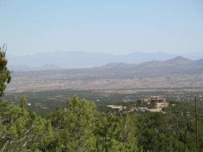 Sandia Park NM Residential Lots & Land For Sale: $1,400,000