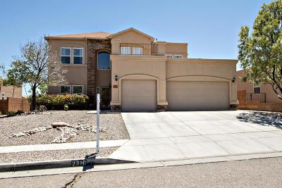 Rio Rancho Single Family Home For Sale: 2316 Portafino Avenue SE