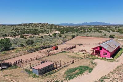 Farm & Ranch For Sale: 301 Thornton Ranch Rd Road